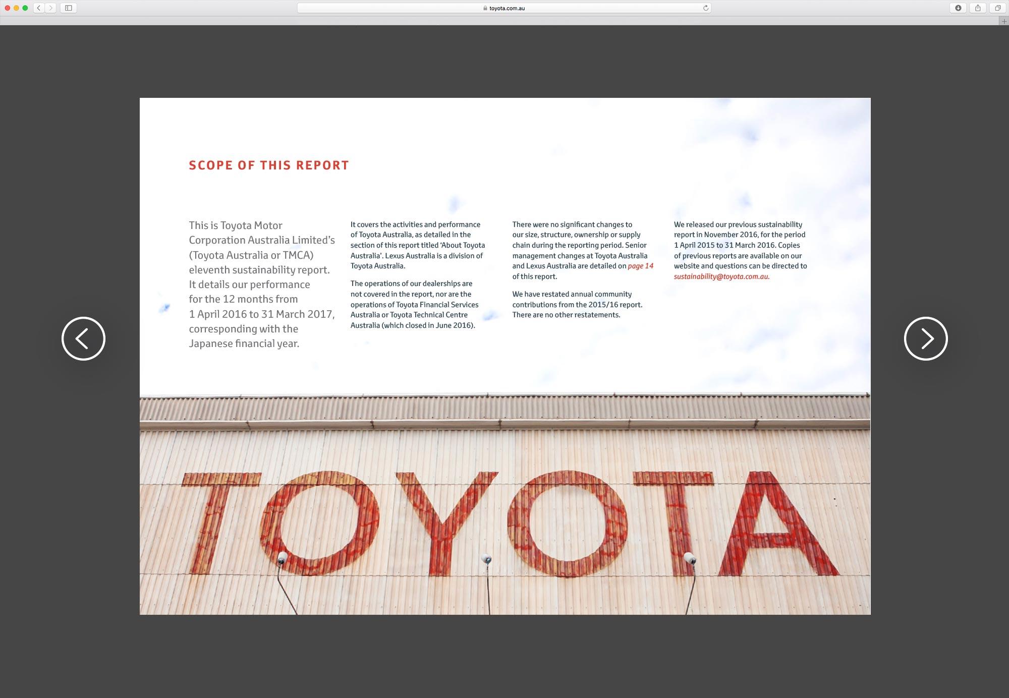Toyota Australia - Stuart Pettigrew